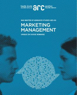 Description of the Master of Advanced Studies in Marketing - Julien Ringot